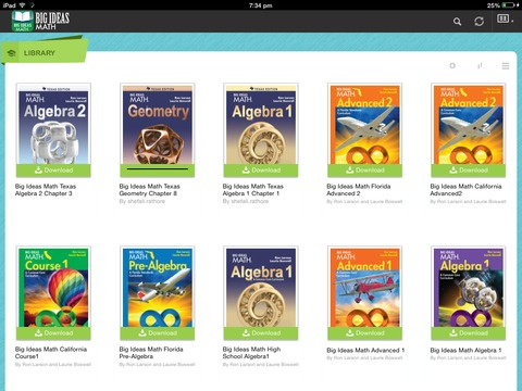 Download the Student Dynamic eBook App | Big Ideas Math Blog
